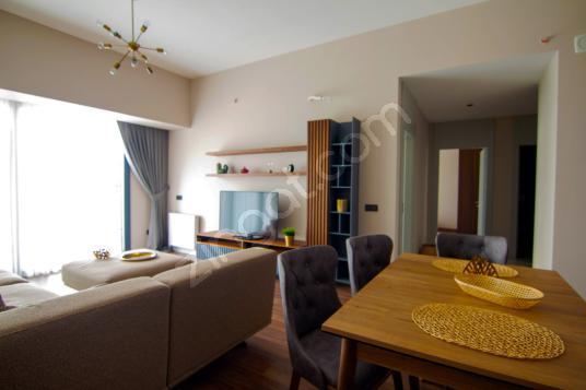 Bornova İkon Tower'da Satılık Residense 2+1 Daire - Salon