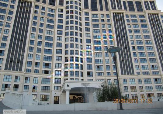 Ataşehir Deluxia Palace 58m2 1+1 Boş Kullanıma Hazır Ofis - Dış Cephe
