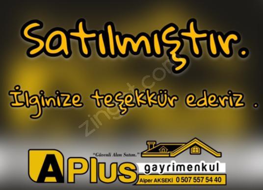A PLUS GAYRİMENKULDEN MERKEZİ KONUMDA BAKIMLI 3+1 SATILIK DAİRE - Logo