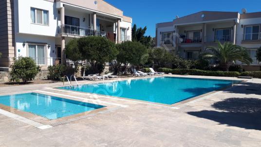 Bodrum Yalıkavak Geriş'te Satılık 3+1 Üst Kat Daire - Yüzme Havuzu