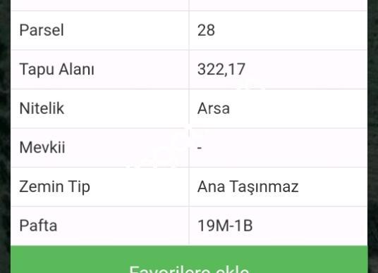 Turgutlu Ergenekon'da Satılık Çok Amaçlı imarlı arsa - Logo