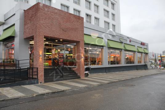 Çekmeköy Satılık Dükkan Şile Otobanı Üzerinde Kurumsal Kiracılı