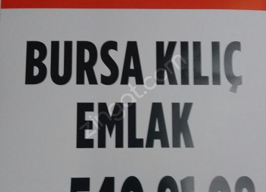 BURSA KILIÇ'TAN GÜRSU İSTİKLAL DE SATILIK 3 DÖNÜM BAHÇE - TARLA - Logo