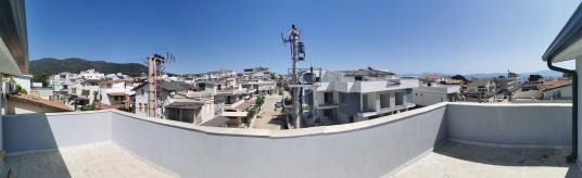 Menderes Çukuraltı'da Satılık Villa - Site İçi Görünüm