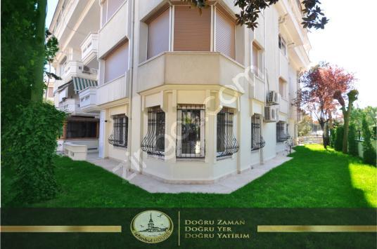 İstanbul House'dan, Baskınköy'de, Otoparklı, 4+1, Lüx Bahçe Katı
