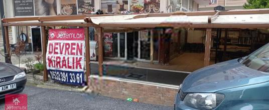 KAŞÜSTÜ MERKEZDE ACİL DEVREN CAFE - Sokak Cadde Görünümü