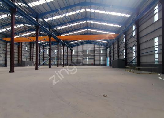 DİLOVASI MERMERCİLER'DE 10.000 m2+2 ADET 10 TONLUK VİNÇLİ FAB - Kapalı Otopark