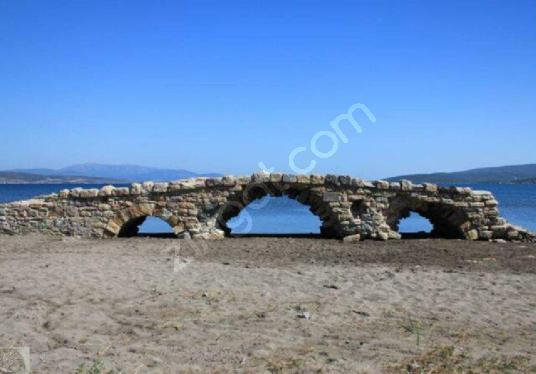 Urla İçmeler Torasan'da 8 Müstakil Villalık Arazi - Manzara