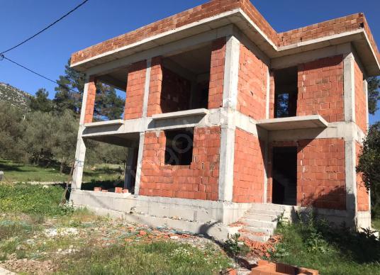 Dalaman, Şerefler Karadere'de 150 m2  3+1 Villa SATILIK - Dış Cephe
