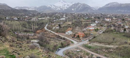 HACILAR YUKARIDA 4800 M2 ERCİYES,ALİ DAĞ MANZARALI ARSA V 11386 - Manzara