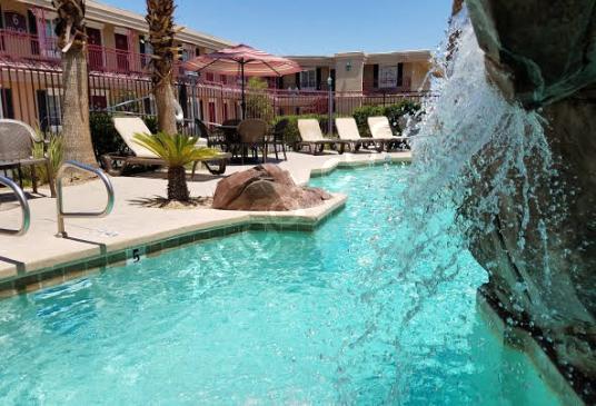 Amerika, Las Vegas, Paradise Yolu üzerinde 133,294 m2 199 Oda - Yüzme Havuzu
