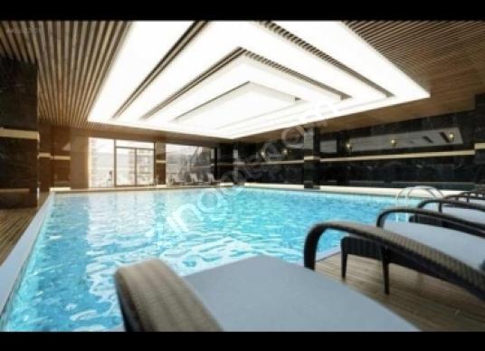 YÜKSEL EMLAK TAN SATILIK DAİRE AYRANCILAR DA BAHÇE ŞEHİR ROYAL - Yüzme Havuzu