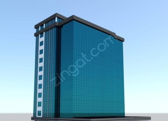 Esenyurt Ardıçlı'da Kiralık Kple Bina 12bin m2 sıfır 15 kat plza