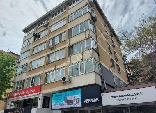 Beşiktaş Barbaros Bulvarı Üzerinde Tabela Değeri Yüksek Ofis