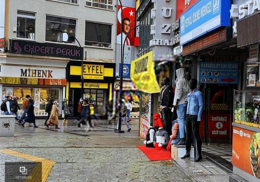 PENDİK HAT BOYU CAD.YHT TREN İSTASYONU KARŞISI KİRALIK DÜKKAN - Sokak Cadde Görünümü