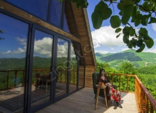 BUNGALOV EVİNİZDE TATİL İMKANI SUNUYORUZ - Balkon - Teras