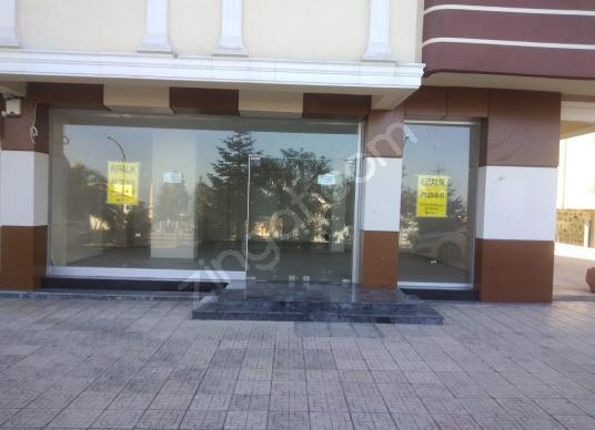 Tanjant Yolu Üzerinde Kurumsal Firmalara Kiralık Dükkan