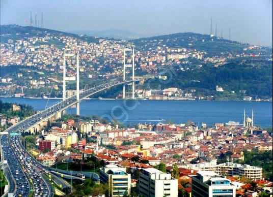 Levent Sapphire'de Ultra Lüks 750m2 İstanbul Manzaralı Penthouse