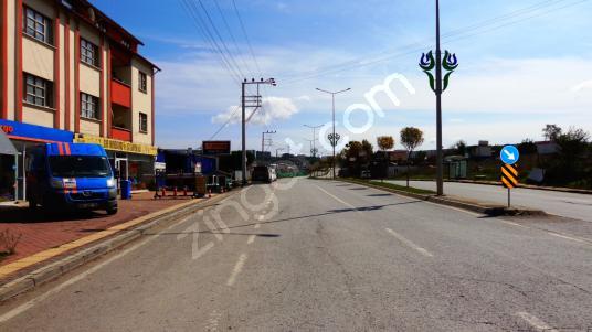 ŞEKERPINAR RAMADA HOTEL ARKASI 863m2 TİCARİ İMARLI SATILIK ARSA