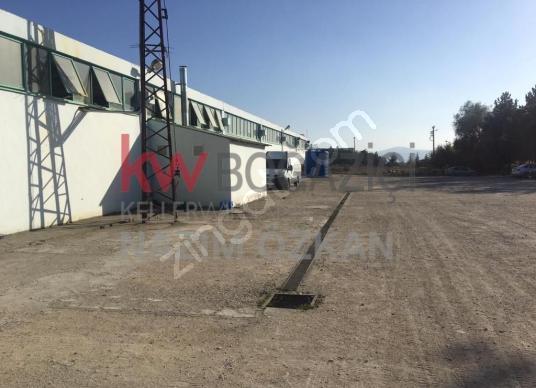Bilecik 1. OSB Kiralık Fabrika 6.060m2 iç, 14.000 Arsa - Çocuk Oyun Alanı