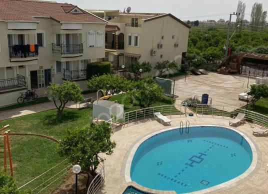 *İzmir Gümüldür Havuzlu FULL EşyalaULTRA LÜX Satılık 2+1 Dubleks - Yüzme Havuzu
