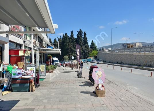 KUŞADASI MERKEZİNE YAKIN ANAYOL CEPHELİ DÜKKAN MAĞAZA - Sokak Cadde Görünümü