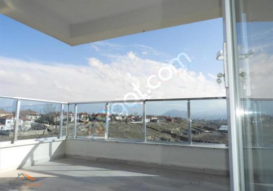 DOĞRU Emlak - Arven Cadde Projesinde Son Fırsatlar - Balkon - Teras