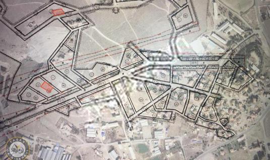 ELAGÖZDE SATILIK 2 AD MÜSTAKİL EV PARSELİ - Harita