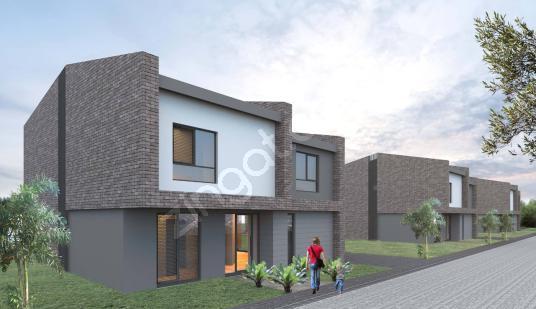 Ballıkpınar Arastam Projesinde Satılık 4+1 Villa