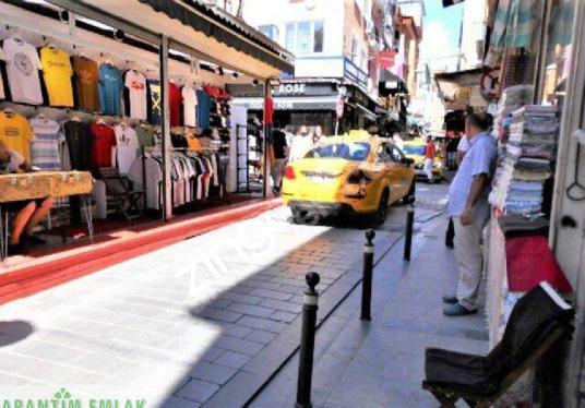 HAVA PARA YOK IHLAMURDEREYE ÇARŞIYA YAKIN DEPOLU KİRALIK DÜKKAN - Sokak Cadde Görünümü