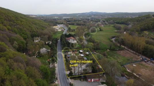 Beykoz Bozhane Mahallesi satılık 2938 m2 ticari parsel