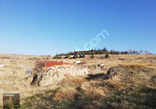 GESİ DE 618 m2 MANZARALI , İMARLI , TEMİZ VİLLA PARSELİ - Arsa