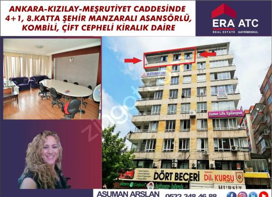 160 square meters Office For Rent in Çankaya, Ankara - Dış Cephe