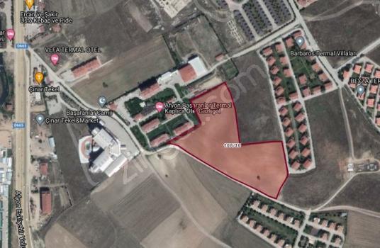 Remax M Çabuk Afyonkarahisar Gazlıgöl  27.000m2 Satılık Arsa - Çocuk Oyun Alanı