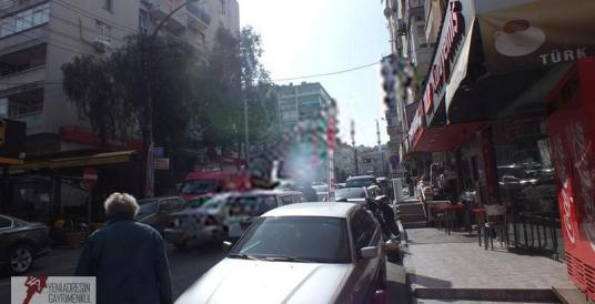 İzmir Konak Nokta'da Teraslı ve Eşyalı 3+1 K-09