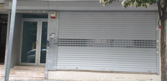 Hürriyet Mah. Depolu Elektrik Kepenkli Dükkan