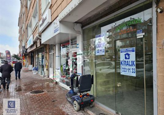 MERKEZİ KONUMDA FORUM AVM KARŞISI KİRALIK DÜKKAN - Sokak Cadde Görünümü