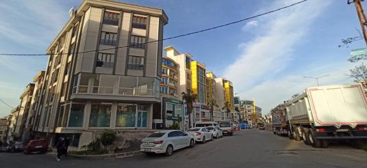 SANCAKTEPENİN GÖBEĞİNDE,KURUMSAL FİRMAYA 570m² KİRALIK DÜKKAN - Sokak Cadde Görünümü