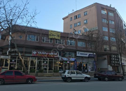 GAZİANTEP TURYAP'tan İNCİLİPINAR KIBRIS CAD.ÜZERİ 450m2 OFİS KAT - Sokak Cadde Görünümü