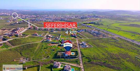 İzmir Yoluna Yakın 1636 metre² Arsa İçinde Havuzlu Müstakil Ev - Arsa