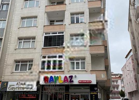ÇATALCA FERHATPAŞADA CADDE ÜSTÜ SATILIK 3+1 ARAKAT DAİRE - Dış Cephe