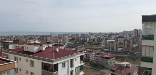 Atakum  Aydınlık Cad. satılık 3+1 7.Kat Deniz Manz. Daire - Manzara