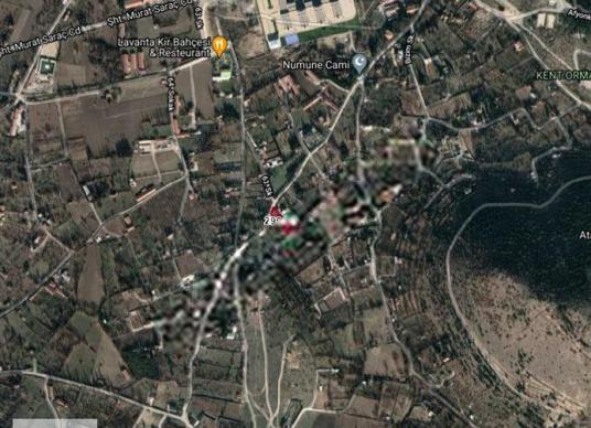 Safir'den Yeni Emniyet Binası Arkası Kupon Bağ (konum videosu) - Açık Otopark