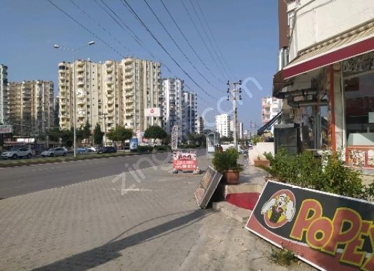 Mezitli Mustafa Kemal Bulvarı Cepheli   Satılık Dükkan / Mağaza - Sokak Cadde Görünümü