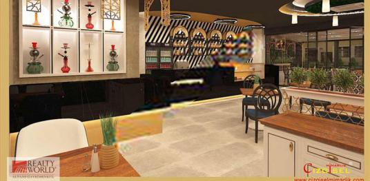 REALTY WORLD ALTASTAN EN GÖZDE CADDEDDE CAFE&RESTAURANT - Mutfak