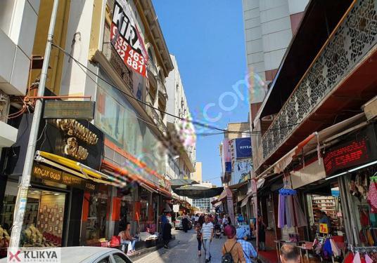 KLİKYA'DAN ÇARŞIDA FENERLİ SOKAKTA İŞMERKEZİ KATI - Sokak Cadde Görünümü