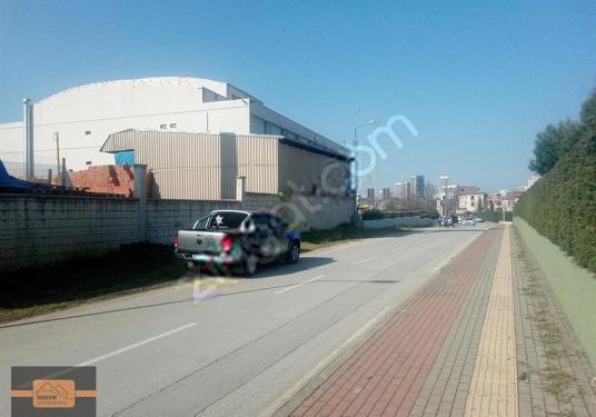 NİLÜFERDE LEFKOŞA CADDESİNE 130 METRE MESAFEDE 370 METRE HİSSE - Kapalı Otopark