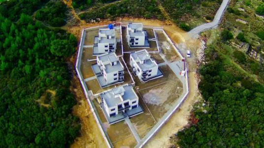 Seferihisar Sığacık Satılık Villa Site içinde - Manzara
