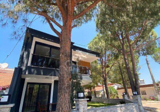 Didim Mesut Tatil Köyünde Satılık 4+1 Tam Müstakil Villa - Dış Cephe