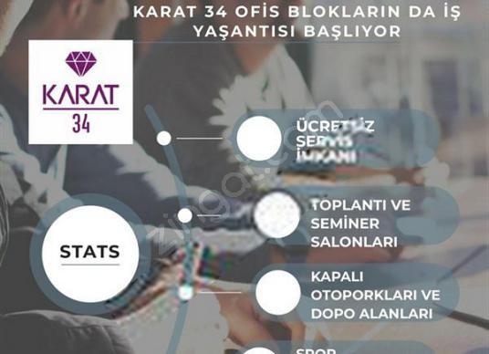 Karat 34 de 110m2 Ofis 4.750TL - Logo